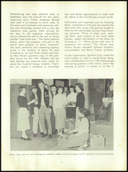 Page 15, 1955 Edition, Logansport High School - Tattler Yearbook (Logansport, IN) online yearbook collection