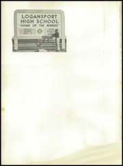 Page 4, 1955 Edition, Logansport High School - Tattler Yearbook (Logansport, IN) online yearbook collection