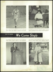Page 8, 1955 Edition, Logansport High School - Tattler Yearbook (Logansport, IN) online yearbook collection