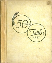 Page 1, 1957 Edition, Logansport High School - Tattler Yearbook (Logansport, IN) online yearbook collection