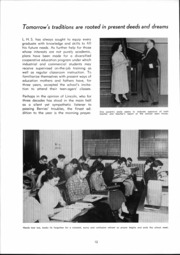 Page 16, 1957 Edition, Logansport High School - Tattler Yearbook (Logansport, IN) online yearbook collection