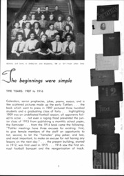 Page 9, 1957 Edition, Logansport High School - Tattler Yearbook (Logansport, IN) online yearbook collection