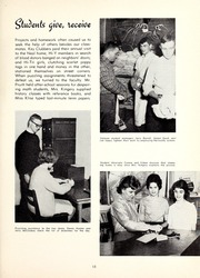 Page 17, 1963 Edition, Logansport High School - Tattler Yearbook (Logansport, IN) online yearbook collection