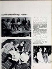 Page 17, 1974 Edition, Logansport High School - Tattler Yearbook (Logansport, IN) online yearbook collection