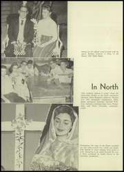 Page 10, 1956 Edition, Benjamin Bosse High School - Spirit Yearbook (Evansville, IN) online yearbook collection