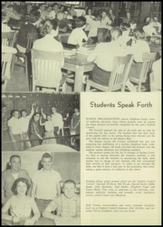 Page 14, 1956 Edition, Benjamin Bosse High School - Spirit Yearbook (Evansville, IN) online yearbook collection
