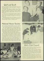 Page 15, 1956 Edition, Benjamin Bosse High School - Spirit Yearbook (Evansville, IN) online yearbook collection