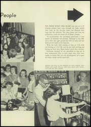 Page 7, 1956 Edition, Benjamin Bosse High School - Spirit Yearbook (Evansville, IN) online yearbook collection