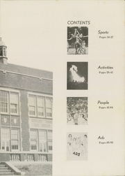 Page 5, 1958 Edition, Benjamin Bosse High School - Spirit Yearbook (Evansville, IN) online yearbook collection