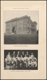 Page 13, 1914 Edition, Marion High School - Cactus Yearbook (Marion, IN) online yearbook collection