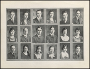 Page 12, 1920 Edition, Marion High School - Cactus Yearbook (Marion, IN) online yearbook collection