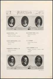 Page 17, 1922 Edition, Marion High School - Cactus Yearbook (Marion, IN) online yearbook collection