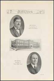 Page 7, 1922 Edition, Marion High School - Cactus Yearbook (Marion, IN) online yearbook collection