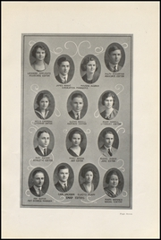 Page 9, 1922 Edition, Marion High School - Cactus Yearbook (Marion, IN) online yearbook collection