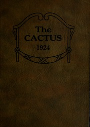 Page 5, 1924 Edition, Marion High School - Cactus Yearbook (Marion, IN) online yearbook collection