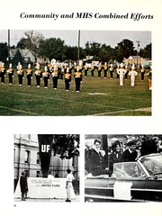 Page 14, 1967 Edition, Marion High School - Cactus Yearbook (Marion, IN) online yearbook collection