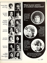 Page 141, 1978 Edition, Marion High School - Cactus Yearbook (Marion, IN) online yearbook collection