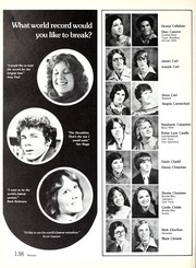 Page 142, 1978 Edition, Marion High School - Cactus Yearbook (Marion, IN) online yearbook collection