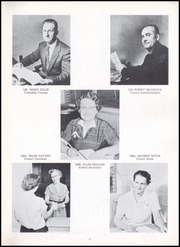 Page 17, 1956 Edition, Merrillville High School - Merrillvue Yearbook (Merrillville, IN) online yearbook collection