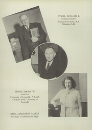 Page 16, 1943 Edition, Jeffersonville High School - Pic Yearbook (Jeffersonville, IN) online yearbook collection