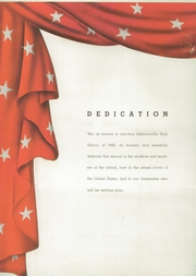 Page 6, 1943 Edition, Jeffersonville High School - Pic Yearbook (Jeffersonville, IN) online yearbook collection
