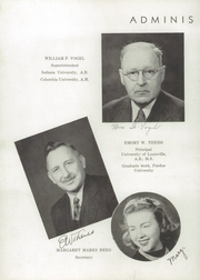 Page 14, 1944 Edition, Jeffersonville High School - Pic Yearbook (Jeffersonville, IN) online yearbook collection