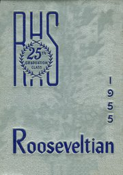 Page 1, 1955 Edition, Roosevelt High School - Rooseveltian Yearbook (Gary, IN) online yearbook collection