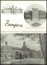 Page 10, 1955 Edition, Roosevelt High School - Rooseveltian Yearbook (Gary, IN) online yearbook collection