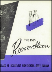 Page 7, 1955 Edition, Roosevelt High School - Rooseveltian Yearbook (Gary, IN) online yearbook collection