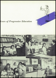 Page 9, 1955 Edition, Roosevelt High School - Rooseveltian Yearbook (Gary, IN) online yearbook collection