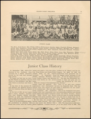 Page 15, 1933 Edition, Crown Point High School - Excalibur Yearbook (Crown Point, IN) online yearbook collection