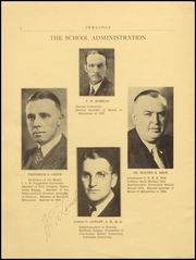 Page 8, 1936 Edition, Crown Point High School - Excalibur Yearbook (Crown Point, IN) online yearbook collection