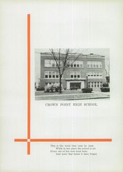 Page 10, 1938 Edition, Crown Point High School - Excalibur Yearbook (Crown Point, IN) online yearbook collection