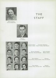 Page 12, 1938 Edition, Crown Point High School - Excalibur Yearbook (Crown Point, IN) online yearbook collection