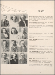 Page 15, 1947 Edition, Crown Point High School - Excalibur Yearbook (Crown Point, IN) online yearbook collection