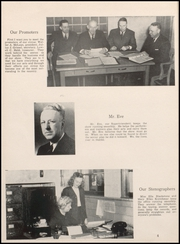 Page 8, 1947 Edition, Crown Point High School - Excalibur Yearbook (Crown Point, IN) online yearbook collection
