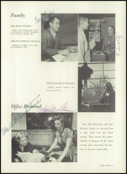 Page 17, 1953 Edition, Crown Point High School - Excalibur Yearbook (Crown Point, IN) online yearbook collection