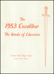 Page 5, 1953 Edition, Crown Point High School - Excalibur Yearbook (Crown Point, IN) online yearbook collection