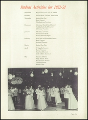 Page 9, 1953 Edition, Crown Point High School - Excalibur Yearbook (Crown Point, IN) online yearbook collection