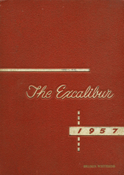 Page 1, 1957 Edition, Crown Point High School - Excalibur Yearbook (Crown Point, IN) online yearbook collection