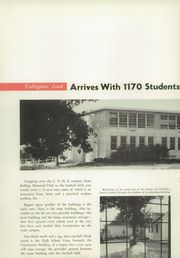 Page 10, 1957 Edition, Crown Point High School - Excalibur Yearbook (Crown Point, IN) online yearbook collection