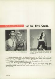 Page 8, 1957 Edition, Crown Point High School - Excalibur Yearbook (Crown Point, IN) online yearbook collection