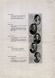Page 11, 1920 Edition, New Albany High School - Senior Blotter Yearbook (New Albany, IN) online yearbook collection