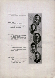 Page 13, 1920 Edition, New Albany High School - Senior Blotter Yearbook (New Albany, IN) online yearbook collection