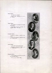Page 17, 1920 Edition, New Albany High School - Senior Blotter Yearbook (New Albany, IN) online yearbook collection