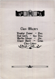 Page 8, 1920 Edition, New Albany High School - Senior Blotter Yearbook (New Albany, IN) online yearbook collection