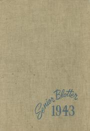 New Albany High School - Senior Blotter Yearbook (New Albany, IN) online yearbook collection, 1943 Edition, Page 1