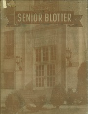 New Albany High School - Senior Blotter Yearbook (New Albany, IN) online yearbook collection, 1950 Edition, Page 1