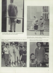Page 11, 1960 Edition, New Albany High School - Senior Blotter Yearbook (New Albany, IN) online yearbook collection