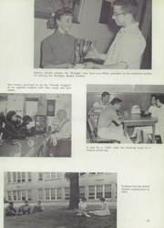 Page 17, 1960 Edition, New Albany High School - Senior Blotter Yearbook (New Albany, IN) online yearbook collection